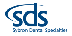 美国Sybron Dental Specialties