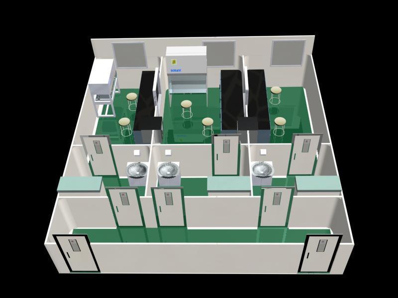 pcr生物实验室_实验室建设_实验室信息_实验室设计 室