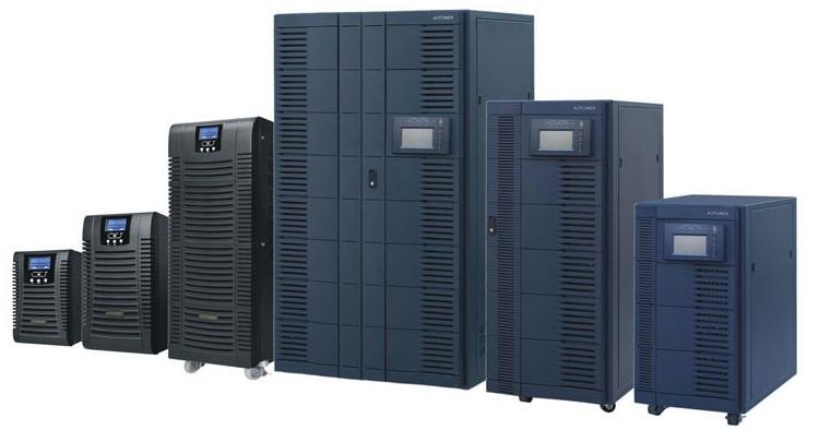 艾普斯ABU-33010不间断电源 ABU系列 智能型数字化工频UPS不间断电源(10~200kVA) 艾普斯 ABU系列UPS为工频在线式智能型数字化交流不间断电源系统,主要适用于大型IDC机房、数据中心、工业生产线、自动化生产及其控制系统。 三相输入/单相输出 (10~100kVA) 三相输入/三相输出 (10~200kVA) ABU-33010不间断电源 ABU系列是艾普斯电源最新研发的新一代工频UPS,采用数字信号处理技术进行控制,并在输入与输出使用了标配工频变压器。 相对于高频UPS,工频UPS