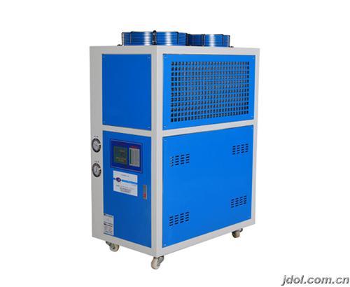 风冷式工业油冷却循环机