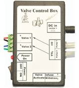 现货,ADPT-VALVE-INTERFACE-2,Dual Valve Control Box