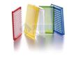 艾本德96孔PCR板 无色,白色,蓝色