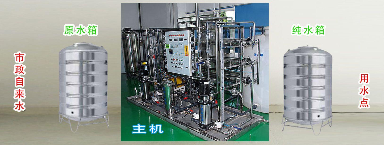 反渗透纯水设备价位_纯水设备