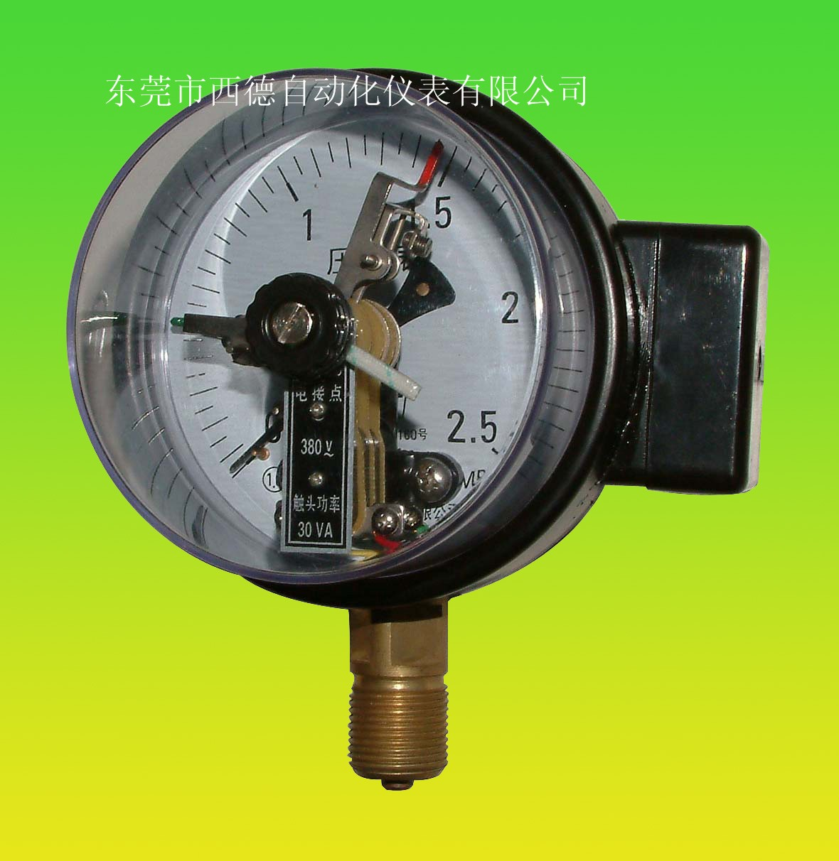 磁助式电接点压力表_东莞市西德自动化仪表有限公司